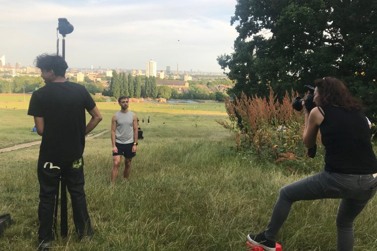 2020 Vision Project goes to Hampstead Heath